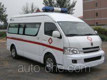石煤牌SMJ5031XJH4型救护车