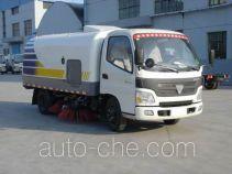 石煤牌SMJ5060TSLBC3型扫路车