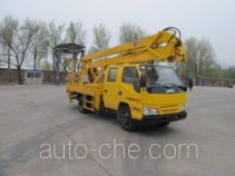 Shimei SMJ5061JGKX16 aerial work platform truck