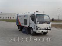 石煤牌SMJ5070TSLQ4型扫路车