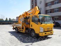 Shimei SMJ5080JGKQ28 aerial work platform truck