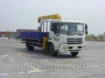 Shimei SMJ5120JSQDC4 truck mounted loader crane