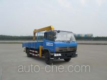 Shimei SMJ5160JSQDC4 truck mounted loader crane
