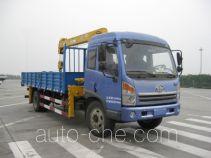 Shimei SMJ5160JSQJC4 truck mounted loader crane