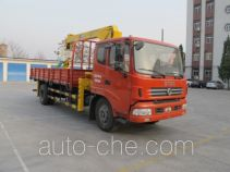 Shimei SMJ5162JSQDC4 truck mounted loader crane