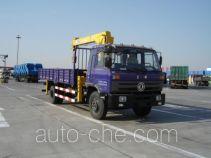 Shimei SMJ5163JSQDC4 truck mounted loader crane