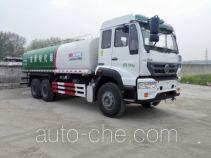 Shimei SMJ5250GPSZ5 sprinkler / sprayer truck