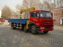 Shimei SMJ5250JSQJC4 truck mounted loader crane