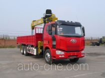 Shimei SMJ5251JSQJC4 truck mounted loader crane