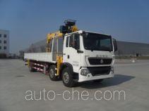 Shimei SMJ5251JSQZC4 truck mounted loader crane