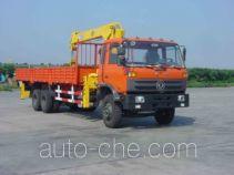 Shimei SMJ5254JSQDC4 truck mounted loader crane