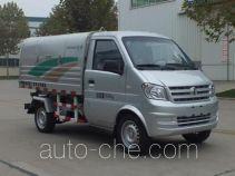 Senyuan (Henan) SMQ5022ZDJ стыкуемый мусоровоз с уплотнением отходов