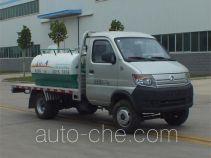 Senyuan (Henan) SMQ5030GZX biogas digester sewage suction truck