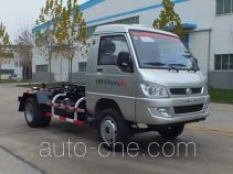Senyuan (Henan) SMQ5030ZXX detachable body garbage truck