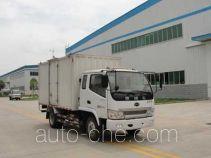 Senyuan (Henan) SMQ5041XXY box van truck