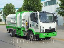 Senyuan (Henan) SMQ5070ZZZBEV electric self-loading garbage truck