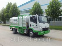 Senyuan (Henan) SMQ5071ZZZBEV electric self-loading garbage truck