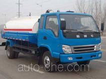 Senyuan (Henan) SMQ5100GXW biogas digester sewage suction truck