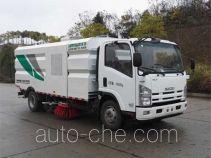 森源牌SMQ5100TXS型洗扫车