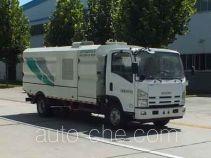 森源牌SMQ5100TXSQLE5型洗扫车