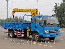 Senyuan (Henan) SMQ5101JSQ truck mounted loader crane