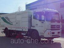 森源牌SMQ5160TXSDFE5型洗扫车
