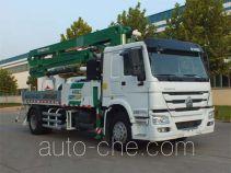 森源牌SMQ5201THB型混凝土泵车