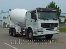 Senyuan (Henan) SMQ5250GJBZ40 concrete mixer truck