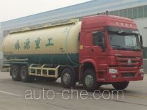 Senyuan (Henan) SMQ5310GFLZ46 low-density bulk powder transport tank truck