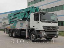 Senyuan (Henan) SMQ5330THB concrete pump truck