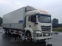 Xiongfeng SP5250XYK wing van truck
