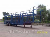 Xiongfeng SP9182TCL vehicle transport trailer
