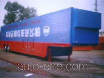Xiongfeng SP9191TCL vehicle transport trailer