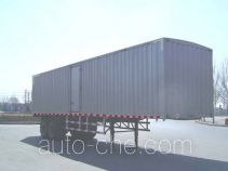 Xiongfeng SP9320XXY box body van trailer