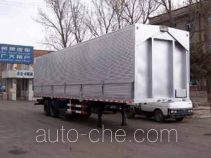 Xiongfeng SP9320XYK wing van trailer
