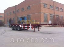 Xiongfeng SP9380TJZK container transport skeletal trailer