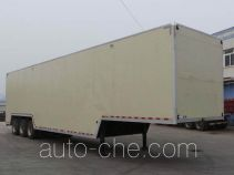 Xiongfeng SP9404XXY box body van trailer