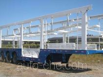 Jiyue SPC9200TCL vehicle transport trailer