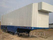 Jiyue SPC9201TCL vehicle transport trailer