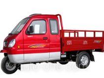 Shuangqing SQ200ZH-4A cab cargo moto three-wheeler