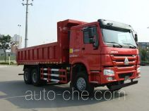 Qinhong SQH3253K43Z dump truck