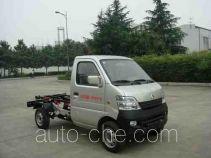 Qinhong SQH5020ZXX detachable body garbage truck