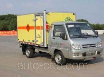 Qinhong SQH5031XQY explosives transport truck