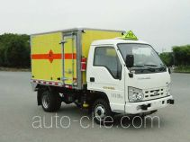 Qinhong SQH5032XQY explosives transport truck