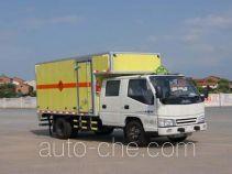 Qinhong SQH5043XQY explosives transport truck