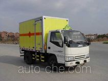 Qinhong SQH5043XQYJ1 explosives transport truck