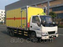 Qinhong SQH5045XQY explosives transport truck