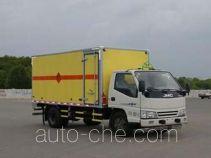 Qinhong SQH5064XQY explosives transport truck