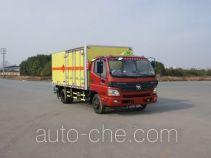 Qinhong SQH5080XQY explosives transport truck