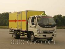 Qinhong SQH5090XQY explosives transport truck